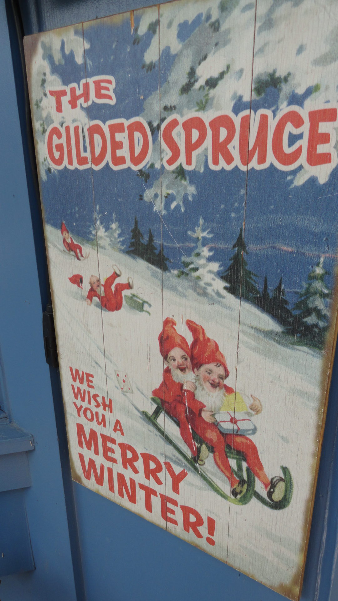 christmas ornaments vail colorado store signs decorations