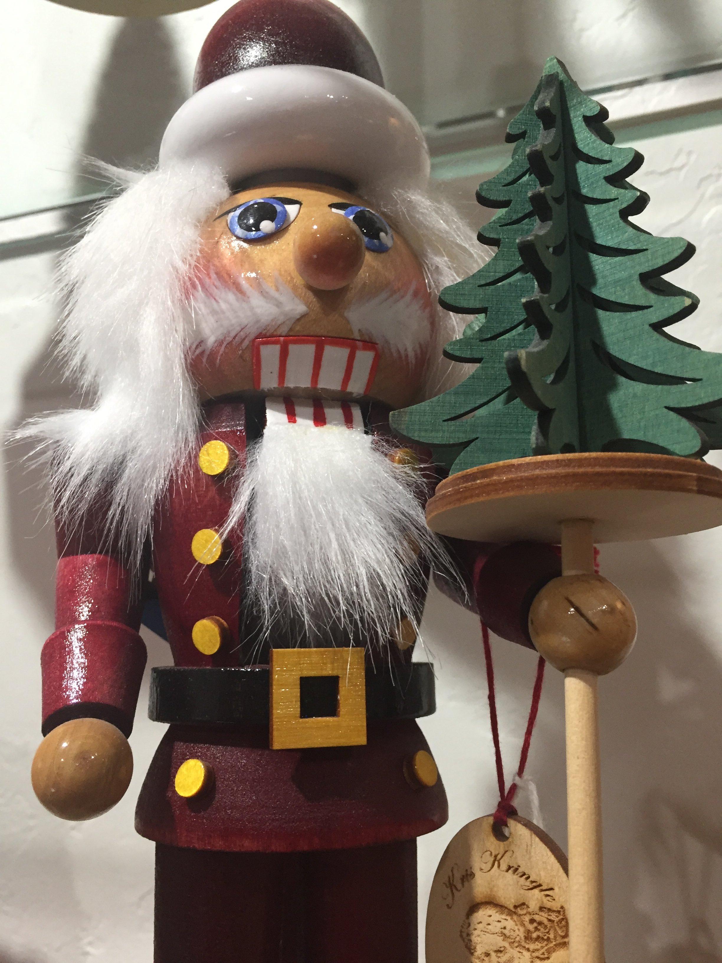 christmas ornaments vail colorado store decorations nutcracker german handcrafted