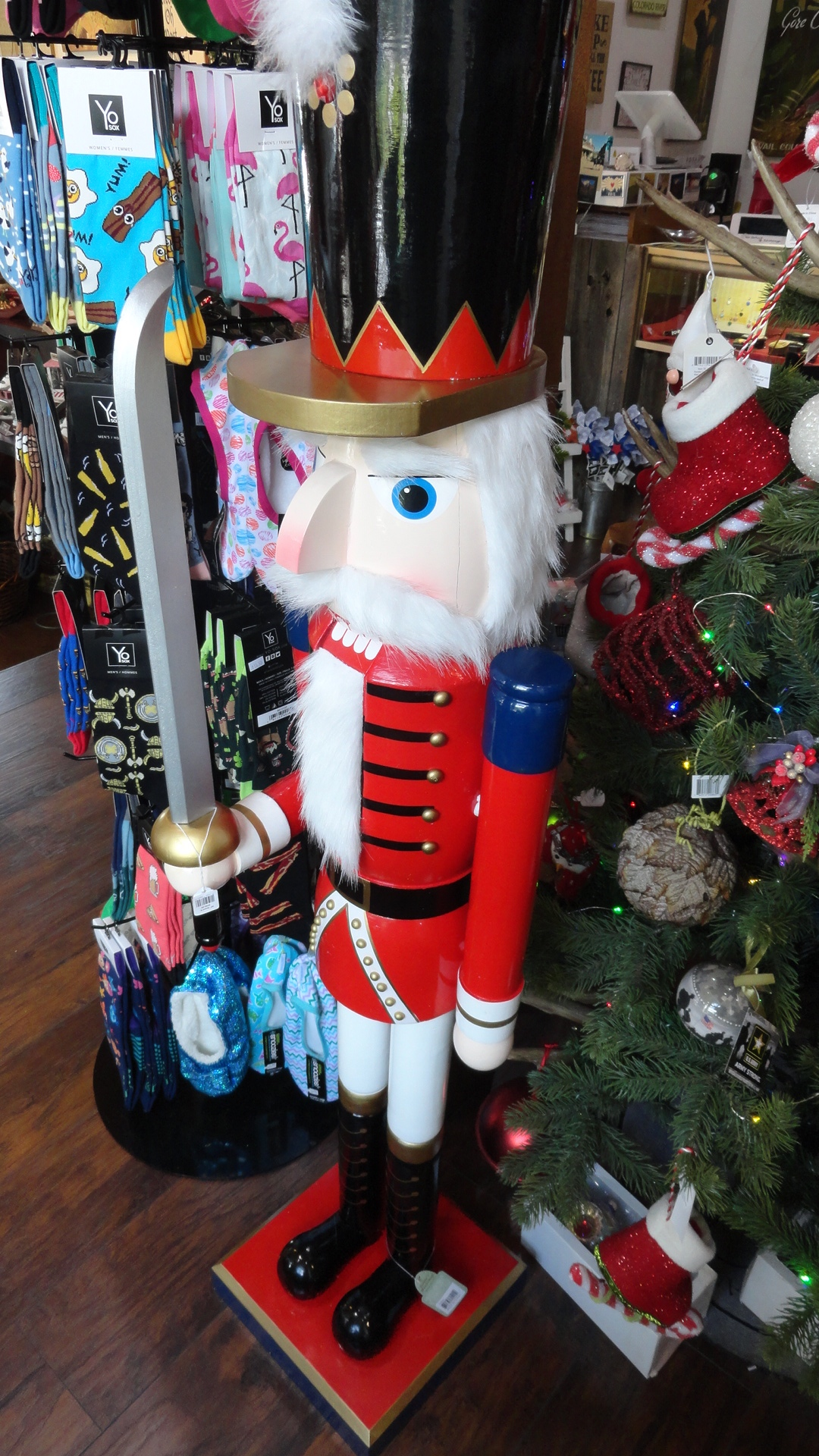 nutcrackers christmas store vail colorado decorations