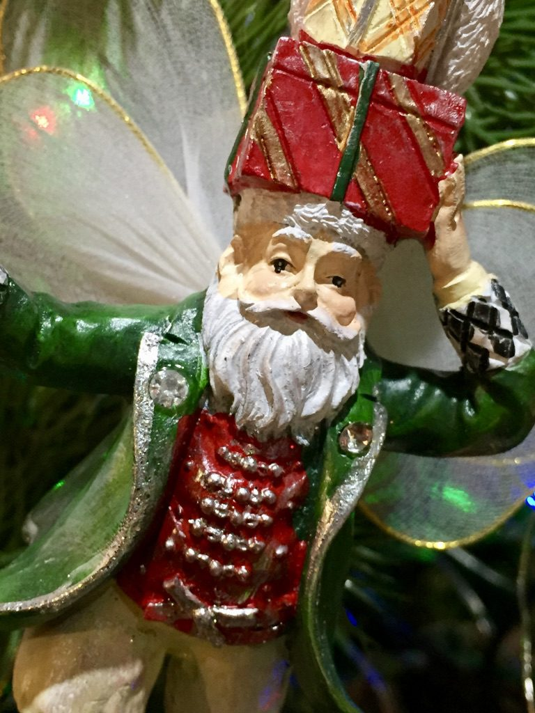 marke roberts fairy ornaments gilded spruce